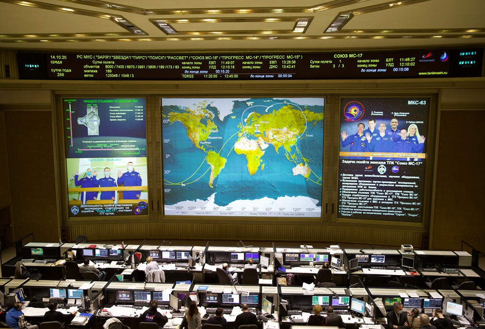 mission control moscow